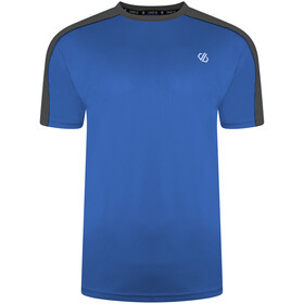 Dare 2b Discernible Tee Men, athletic blue/ebony grey